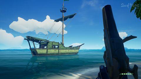 W Sea of Thieves pojawi się możliwość wyłączenia opcji cross-play