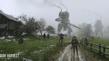 Iron Harvest na pierwszym gameplayu wygląda jak Company of Heroes: Dieselpunk