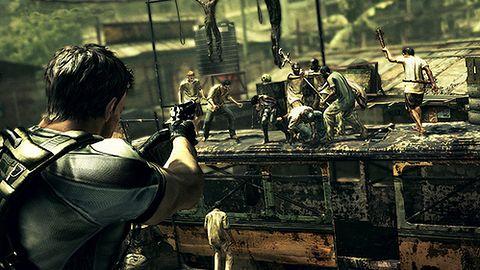 Resident Evil 5: Obsługa Move tylko dla edycji Gold