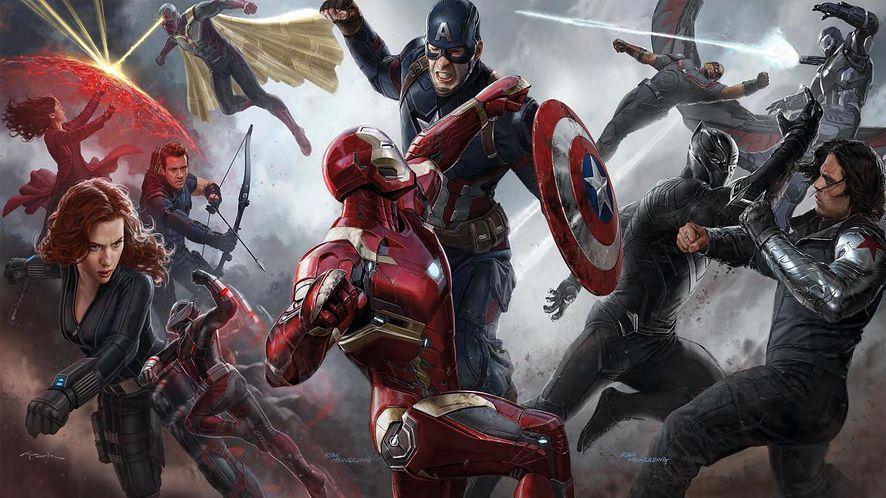 """""""Kapitan Ameryka: Wojna bohaterów"""" - etyczne dysputy i lasery z czoła"""