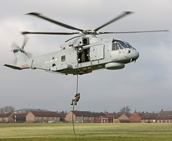 Nowe śmigłowce dla wojska. Cztery AW101 trafią do Marynarki Wojennej za 1,65 mld zł