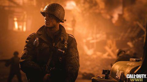 Call of Duty: WW2 - pierwszy zwiastun i oficjalne informacje na temat gry