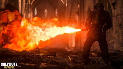 Call of Duty: WW2 - powrót do II wojny i wojennych klisz