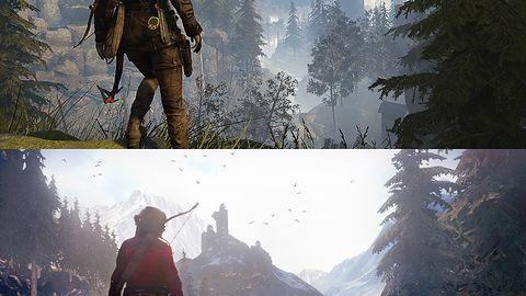 Krótka piłka: pierwsze screeny z Rise of the Tomb Raider na Xboksa 360