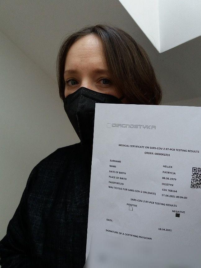 W sieci kwitnie handel fałszywymi testami na koronawirusa (archiwum prywatne)