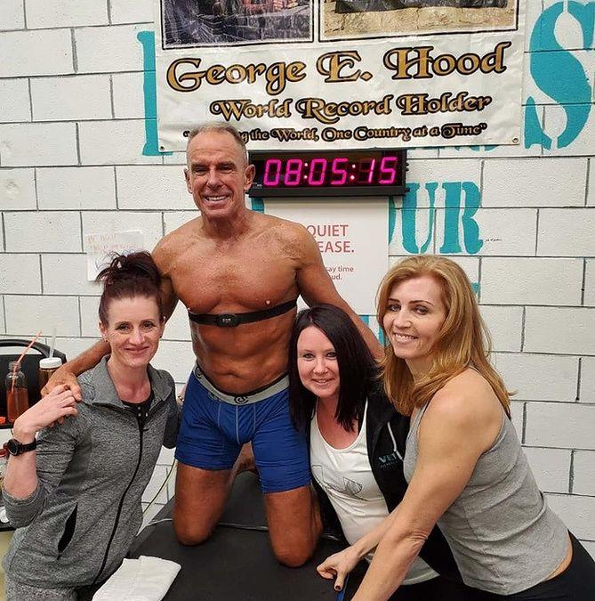 Світовий рекорд належить 62-річному віку