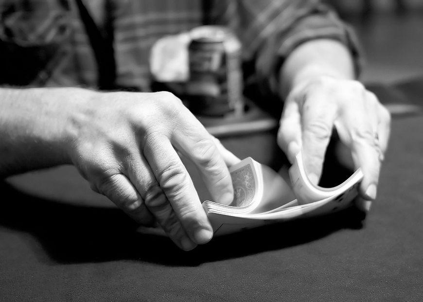 Opętanie przez hazard - sidła uzależnienia