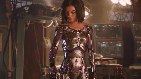 """Konkurs! Przerób się na cyborga i wygraj książkę """"Alita Battle Angel: Miasto Złomu"""""""