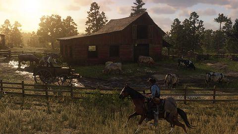 Red Dead Redemption 2 na PC w przyszłym roku?