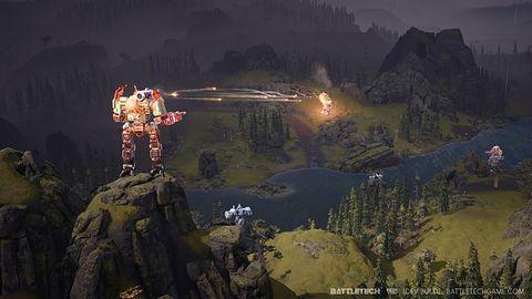 BattleTech w końcu doczekał się daty premiery