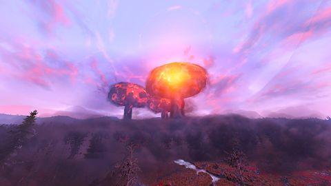 Co robi serwer Fallouta 76, gdy spotka trzy atomówki?