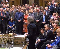 Brexit. Ogromna porażka rządu Theresy May. Umowa odrzucona