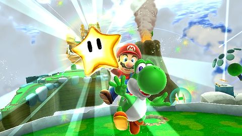W kalejdoskopie: Super Mario Galaxy 2