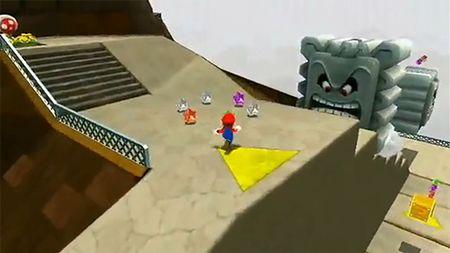 Super Mario Galaxy 64, to znaczy 2