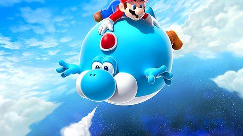 Premierowy zwiastun Super Mario Galaxy 2