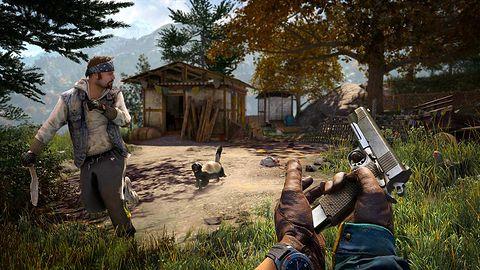 Czyżby Ubisoft usuwał wirtualne kopie Far Cry'a 4, które nie zostały nabyte z oficjalnych źródeł?