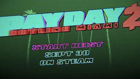Niecodzienne połączenie - Hotline Miami w PayDay 2