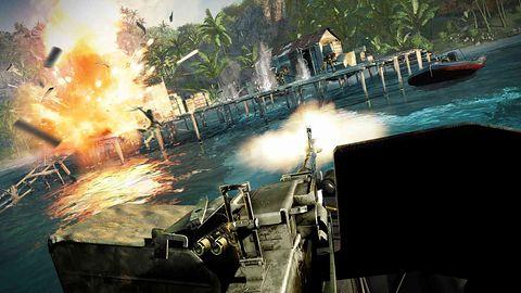 Zwiedzamy tropikalną wyspę - galeria z Far Cry 3