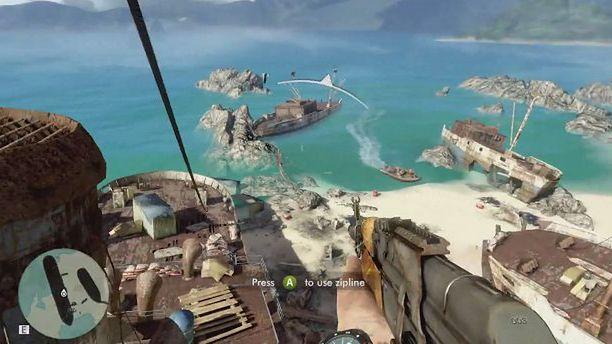 Far Cry 3 zachwyca na każdym kroku