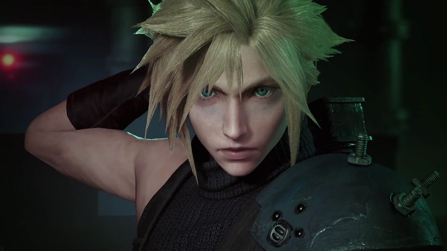 Remake Final Fantasy VII najwcześniej w 2018