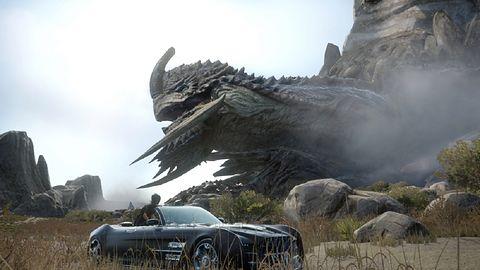 Final Fantasy XV potwierdzone na 2016