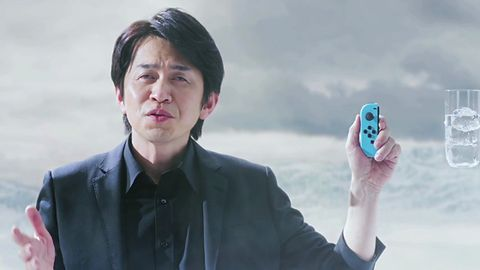 Joy-Con niczym Wii Remote, czyli kolejny sposób grania na Switchu