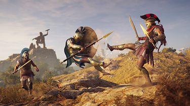 """Assassin's Creed: Odyssey po 20 godzinach. Koniec """"asasyna"""""""