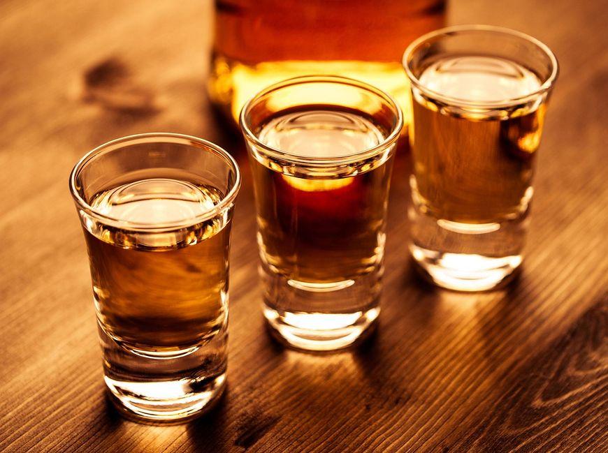Alkohol wpływa na gęstość kośca