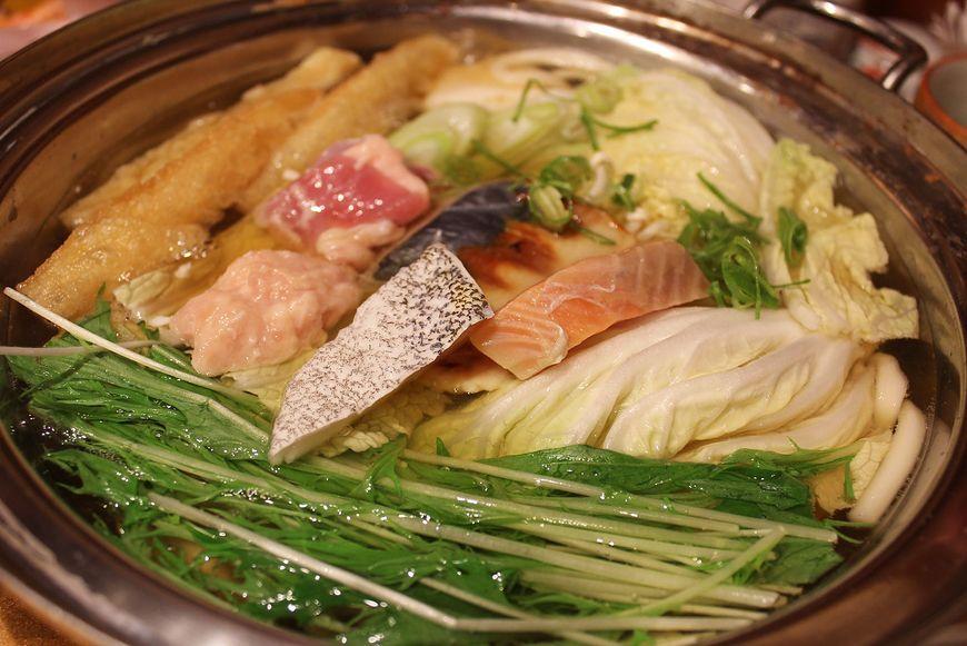 Japońska zupa z kolagenem jest hitem