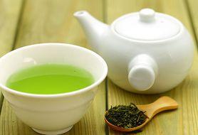 Zielona herbata upiększa skórę!
