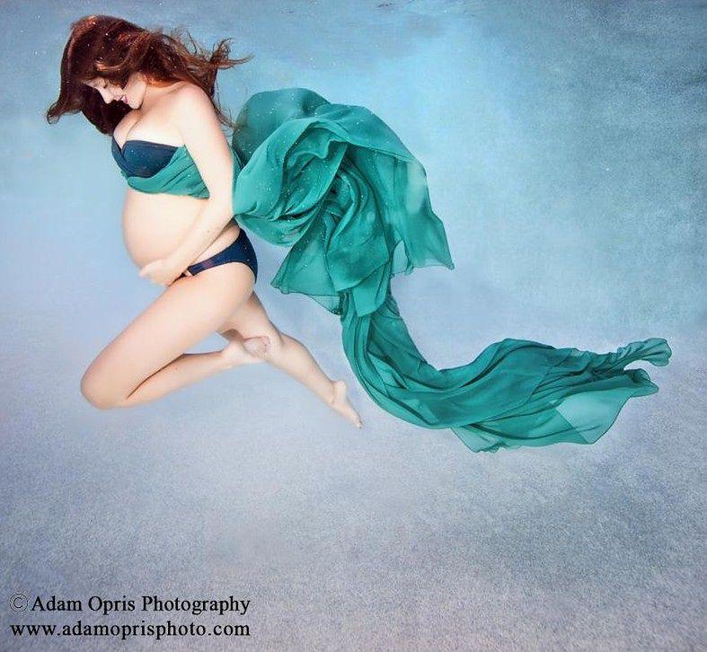 Sesja pod wodą