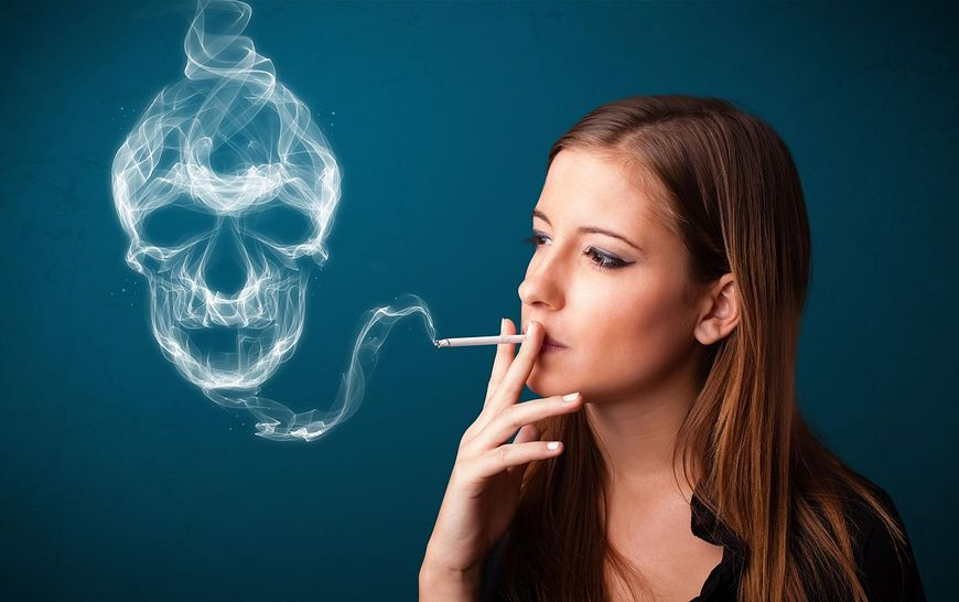 Mikstura oczyszczająca organizm z nikotyny