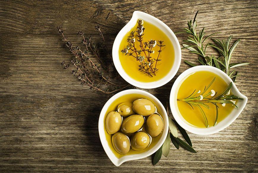 Mikstura z oliwy na zdrowe nerki