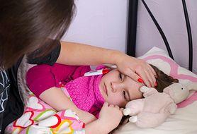 Ważny Temat - Sprawdź, jak żywić dziecko podczas choroby i gorączki