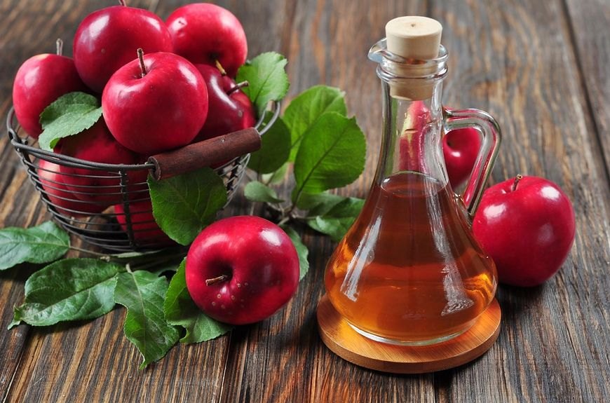 Ocet jabłkowy ma wiele zalet