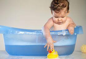 Zabawki do kąpieli mogą się okazać niebezpieczne dla dzieci