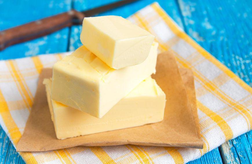 Skład masła