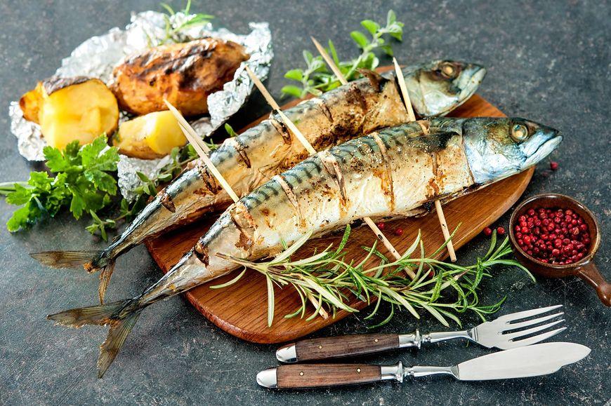 Ryby są pełne kolagenu