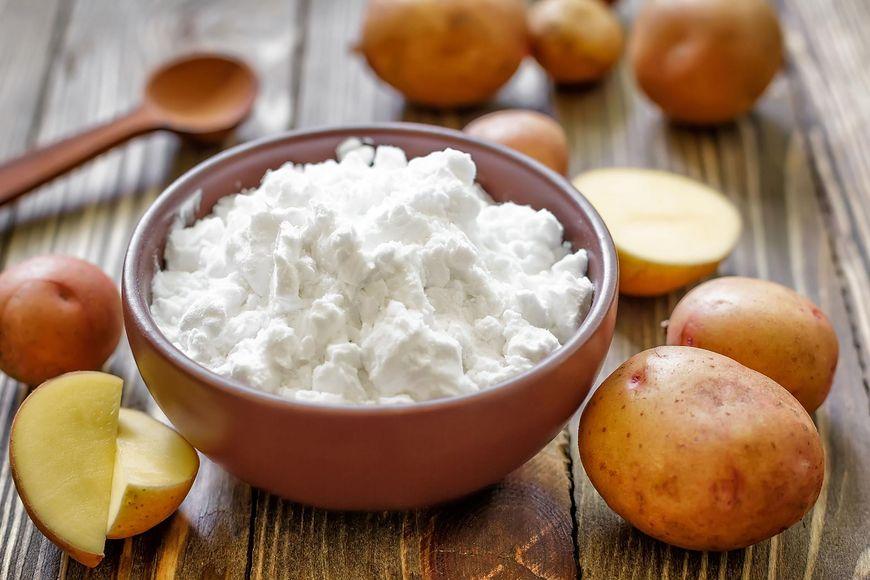 Mąka ziemniaczana - zastosowanie