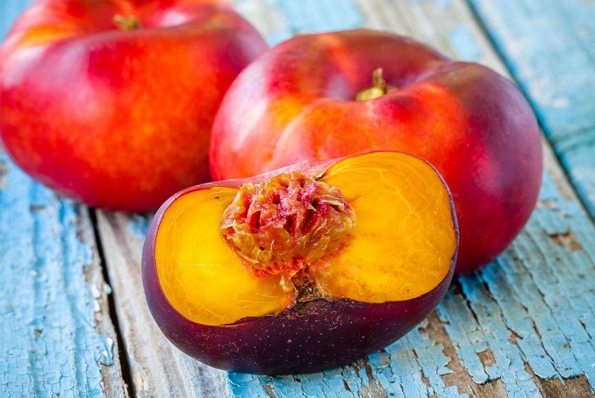 Brzoskwinie i nektarynki źródłem potasu