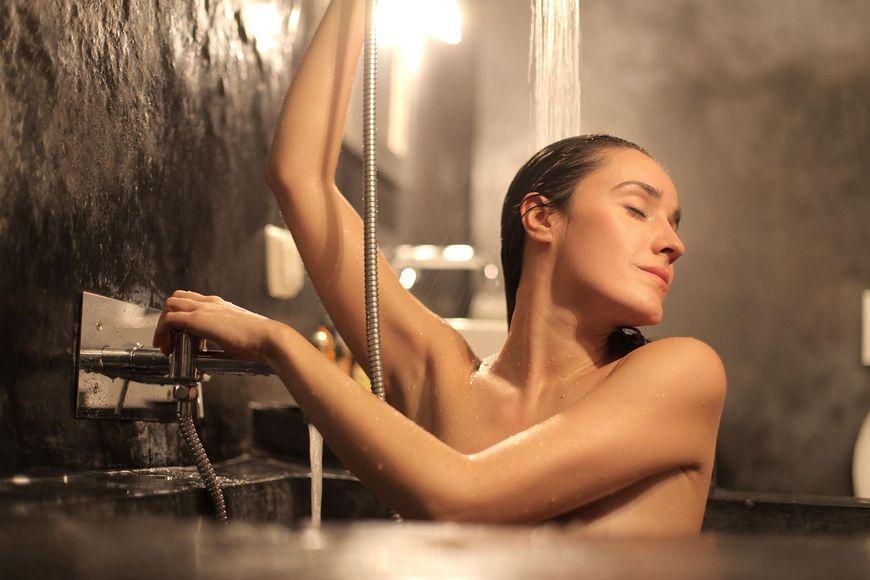 Odstawienie zwykłego żelu pod prysznic