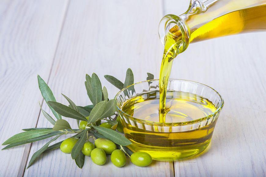 Oliwa to bogactwo kwasów tłuszczowych