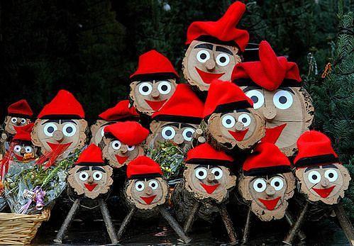 Katalońskie świąteczne caga tió