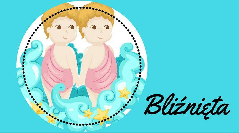 Bliźnięta - znak zodiaku