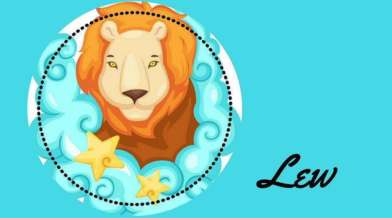 Lew - znak zodiaku