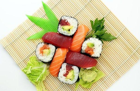 Surowe ryby i drób