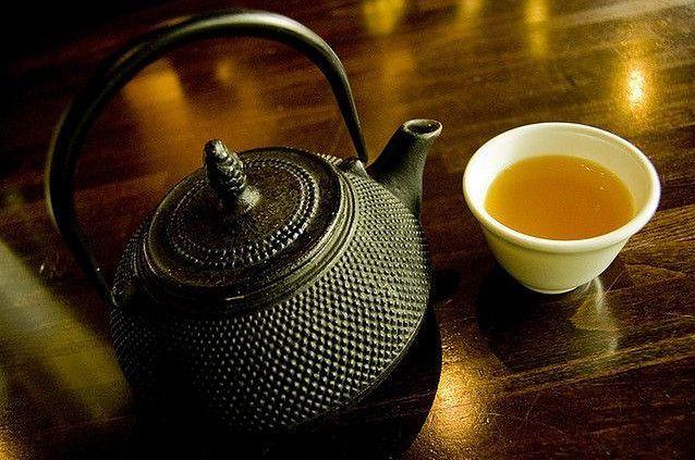 Herbata z czarnego pieprzu