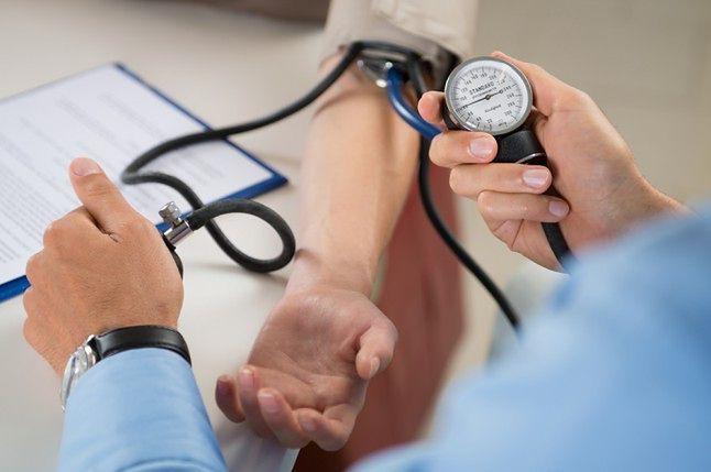 Wyższe ciśnienie tętnicze