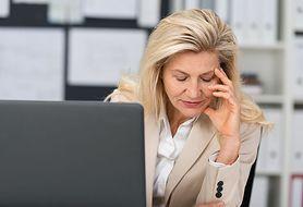 Zmęczenie a menopauza