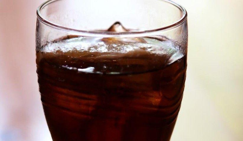 Słodkie napoje i czerwone wino